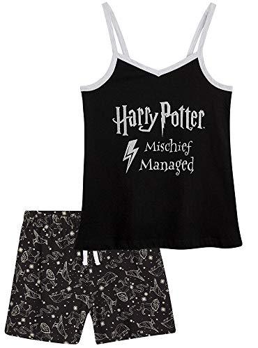 Harry Potter Pyjama Fille - Vêtements Filles 7-14 Ans De La...