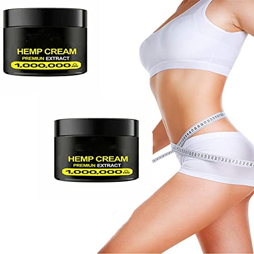 Crema de Eliminación de Celulitis para Quemar Grasa Corporal, Crema de Masaje Eficaz para Relajación Muscular Profunda, Tonificación General de la Piel, Crema Adelgazante de Grasa Abdominal (1PCS)