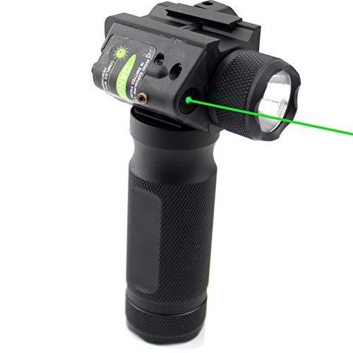 Tactical LED Flashlight With Green Dot 600 Lumen Waterproof LED Flashlights...