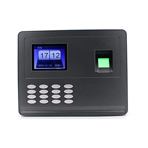 Temps de présence d'empreintes digitales USB Finger Machine Card Scanner Locker Free Software Mot de Passe employé Vérification dans l'appareil enregistreur for Office/Home