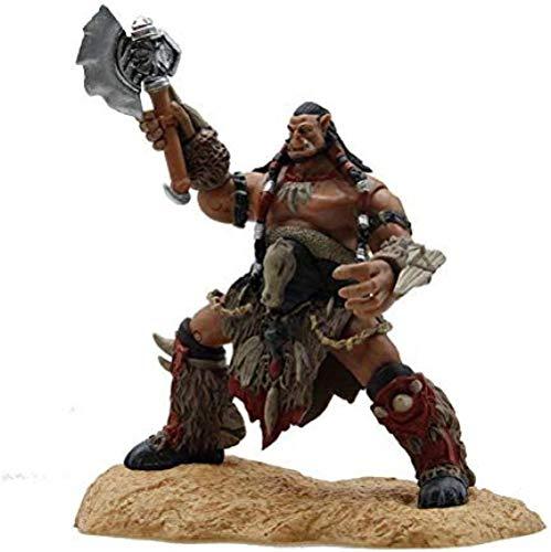 World of Warcraft Durotan Anime Figur PVC Modell Sammlerfigur Figur 15CM