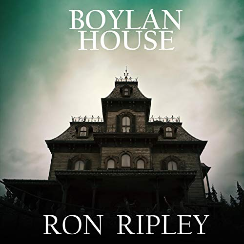Boylan House audiobook cover art