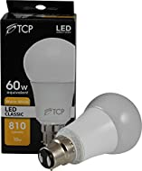 10W equals a 60W replacement 810 lumen Warm White light 2700 Kelvin Energy rating A+ Upt to 90% energy savings compared to Incandescent