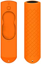 DishyKooker For Ama-zon Fire TV Stick Voice Remote All Gen Anti Slip Shock Proof Case Cover Orange Practical Electronic Product