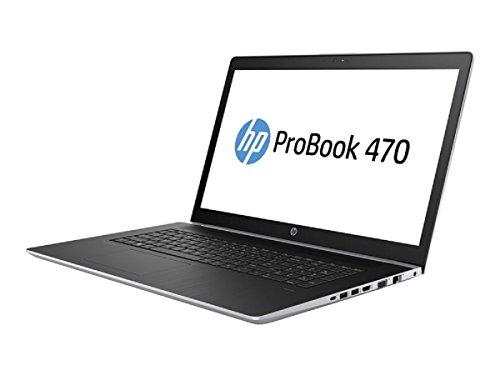 HP ProBook 470 G5 1.60GHz i5-8250U Intel Core i5 di ottava generazione 17.3' 1920 x 1080Pixel Argento Computer portatile