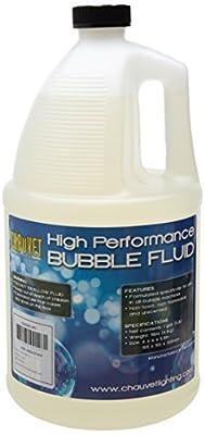 CHAUVET DJ Bubble Machine Fluid - 1 Gallon from Chauvet Lighting