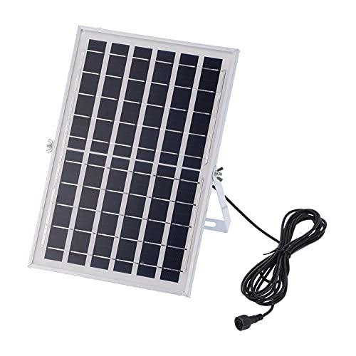 Módulo de panel solar, panel fotovoltaico Panel solar de polisilicio ligero y portátil para plantaciones de cría al aire libre, turismo, farolas solares