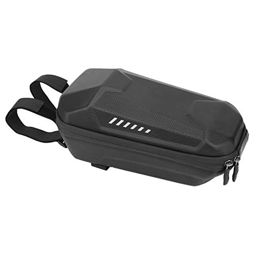 Wincal Scooter Bag, Head Handle Bag Waterproof Hard Shell with Reflective Design for Bike Electric Scooter