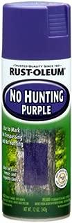 RUST-OLEUM 270970 No Hunting Spray Paint