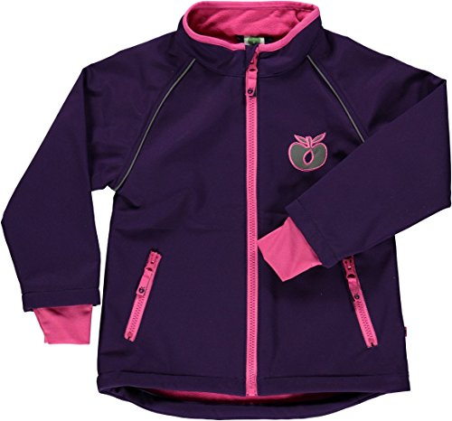 Smafolk Softshelljacke purple