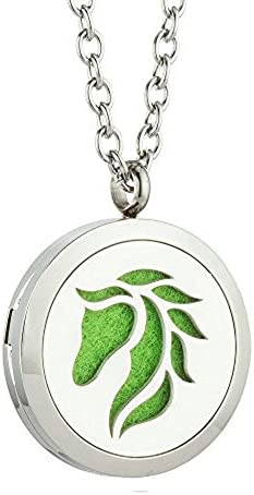 Top 10 Best essential oil necklace refill pads Reviews