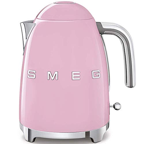 Smeg KLF03PKEU Rose, 2400, Edelstahl, 1 Fluid_Ounces, Rosa