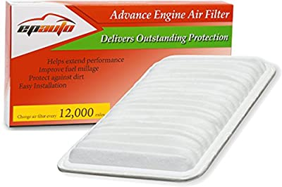 EPAuto GP360 (CA9360) Replacement for Toyota/Lexus Rigid Panel Engine Air Filter