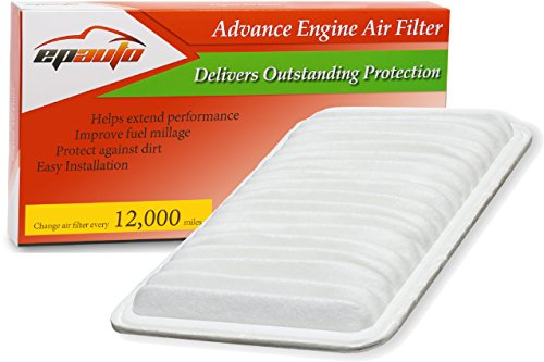 EPAuto GP360 (CA9360) Replacement for Toyota/Lexus Rigid Panel Engine Air Filter