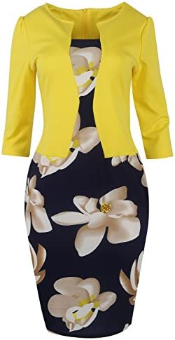 ROSE IN THE BOX Womens Work Dresses Working Dresses for Women Office Women wear to Work Dresses product image