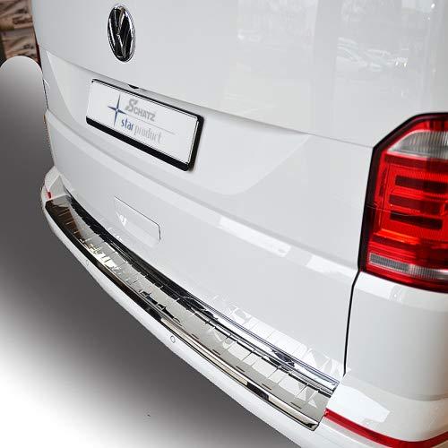 Schätz ® Premium Edelstahl Ladekantenschutz für VW T6 Mit TÜV Laborbericht