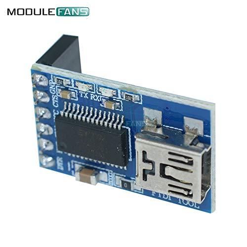 FTDI Basic Breakout USB to TTL 6Pin Modul FT232RL FTDI USB MWC für Arduino