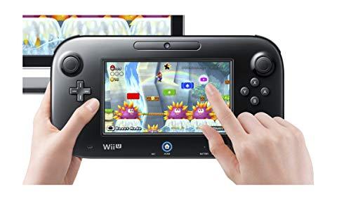 Nintendo WUP-010_CR Wii U Gamepad, Black (Renewed)