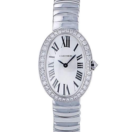 カルティエ Cartier ベニュワール SM WB520006 シルバー文字盤 腕時計 レディース (W207629) [並行輸入品]