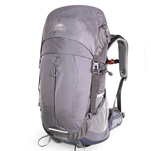 Reisrugzak, bagagepakket voor mannen en vrouwen, waterbeker, laptop, grote capaciteit, 40 l, 50 l