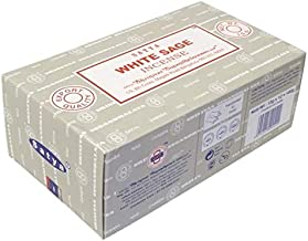 Encens Nag Champa Satya - Sauge Blanche - 15 grs (French Edition)
