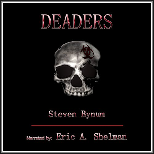 Deaders audiobook cover art