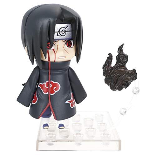 CoolChange Naruto Chibi Figur von Itachi Uchiha mit beweglichem Kopf | Motiv: B