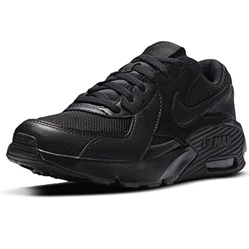Nike Air Max Excee, Scarpe da Corsa Unisex-Bambini, Black/Black-Black, 33 EU