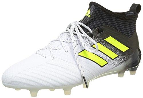 Adidas Herren Ace 17.1 FG Fußballschuhe, Mehrfarbig (Multicolour White/Black), 40 2/3 EU