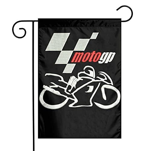 Moto-gp Fahne Gartenflagge Outdoorflagge Gartendeko