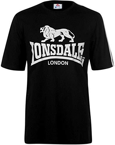 Lonsdale Hombre Large Logo Camiseta Manga Corta