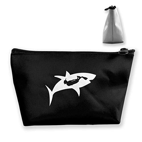 Shark Diving Portable Makeup Receive Bag Storage Large Capacity Bags Hand Travel Wash Bag