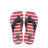 Hombres Flipops Fliops Verano Playa Hombres Zapatillas Eva Suave Bottom Herman Hombre Slippers Al Aire Libre Calzado Hombre Flip Flops (Color : C, Shoe Size : 42)