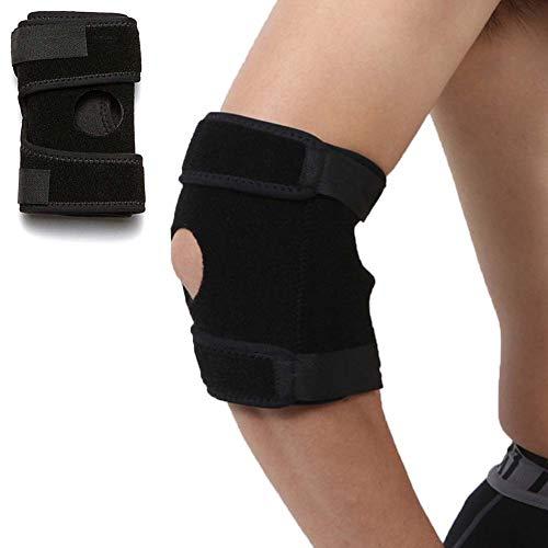 YFGlgy Ellenbogenstütze - Golf- und Tennisarmarmarmband - Verstellbar, arthritische Schmerzlinderung, Rehabilitation nach Verletzungen und Schutz vor erneuten Verletzungen