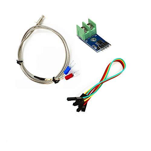 Sensor de termopar KingBra MAX6675 + sensor de temperatura tipo K DC 5 V para Arduino