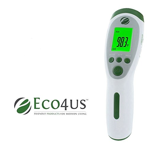 Infrared Talking Thermometer