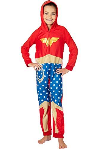 dc comics Wonder Woman PJ Una pieza...