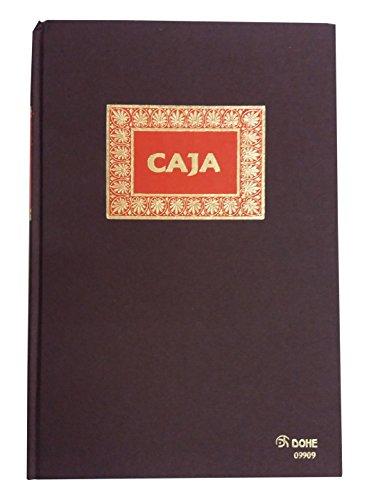 Dohe 9909 - Libro de contabilidad, caja, folio natural ✅