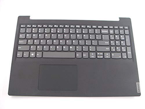 Original Teile für Lenovo Ideapad S145-15IWL S145-15IGM S145-15IKB 15 Zoll Handauflage US-Tastaturblende oben schwarz 5CB0S16759 5CB0W43238