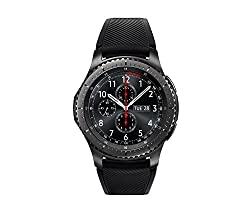 Samsung Gear S3 Frontier Smartwatch for hiking