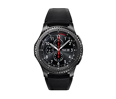 Samsung Gear S3 - Best Waterproof Android Smartwatch