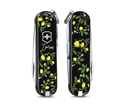 VICTORINOX V06223.L1905, When Life Gives You Lemons, Small