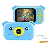 Kids Digital Camera, JAMSWALL Rechargeable Toys Camera HD Video Action with 2.4 inch
