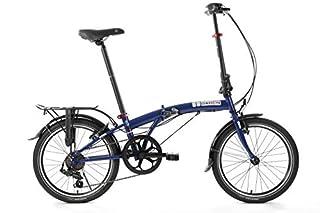 Dahon Men's SUV D6 Folding Bike, Blue, X-Large (B07DVP6XDF) | Amazon price tracker / tracking, Amazon price history charts, Amazon price watches, Amazon price drop alerts