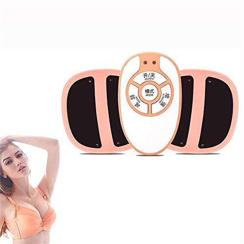 MEETKE Brustmassage-Instrument Beschleunigen Sie die Durchblutung Brust Vergrößern Stimulierendes Gerät USB Wireless Intelligent Remote Control Breast Care