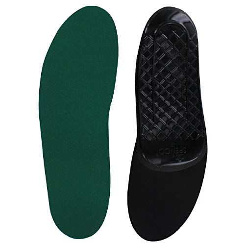Spenco Rx Orthotic Arch Support Full Length Shoe Insoles, Women