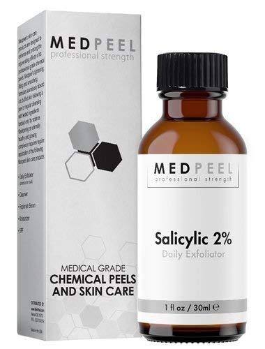 Medpeel Jessner 14% Salicylic Acid, Lactic Acid, and Resorcinol Peel 2 oz