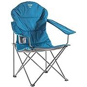 Vango Divine Folding Chair, Mykonos Blue, Standard