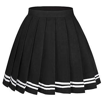 Best black white skirt Reviews