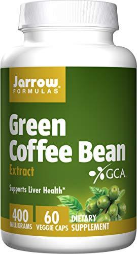 Jarrow Formulas Green Coffee Bean Extract 400mg - 60 Cápsulas